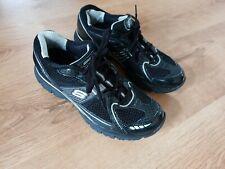 Skechers Tone ups Damen Schuhe Turnschuhe Sneakers Fitness schwarz Gr. 38