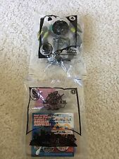 2011 McDonalds Happy Meal Bakugan SILENT STRIKE Toy #4 & 2010 Bakugan JETKOR #4