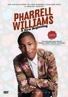 PHARRELL WILLIAMS - A NEW BEGINNING   DVD NEW!