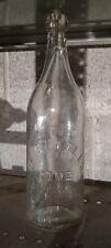 Vintage I.D. Buttles Beverage Bottle, Rome NY