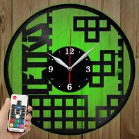 Details about  /LED Vinyl Clock Crab LED Wall Art Decor Clock Original Gift 6218