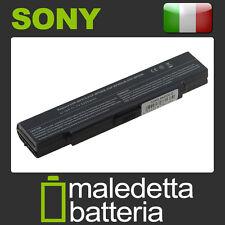 Batteria POTENZIATA 5200mAh SOSTITUISCE Sony VGP-BPS9 VGPBPS9/B VGP-BPS9/B (DC8)