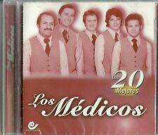 Los Medicos Los 20 Mejores Latin Music CD New
