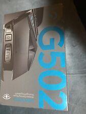 LOGITECH - G502 Lightspeed Wireless Optical Gaming Mouse New