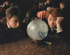 Rupert Grint Signed 8x10 Autographed Photo COA Harry Potter Proof