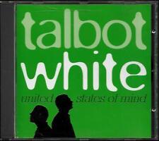 Talbot & White - United States Of Mind (CD)