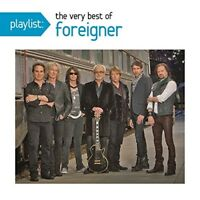Foreigner - Playlist: The Very Best of Foreigner [New & Sealed] CD