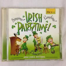 Irish Party Time CD Irish Dance Rhymes Disc Two Of Three