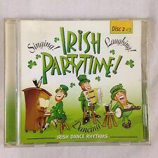 Irish Party Time CD Irish Dance Rhymes Disc Two Of Three
