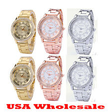 6 x New Luxury Alloy Girl Women Kanima Wrist Watch Watches - Wholesale Lot