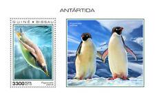 Guinea Bissau 2018 fauna of  Antarctica penguins ,fish  S201812