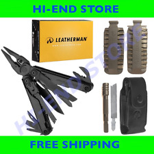 Leatherman SURGE Multi-Tool + Leather Sheath + 42 Bit Kit + Bid Driver Extender