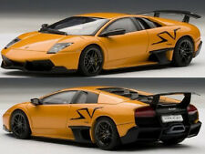 LAMBORGHINI MURCIELAGO LP670-4 SV ARANCIO ATLAS/ORANGE 1/43 BY AUTOART 54627