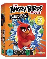 Angry Birds la película-Caja de construir-contiene libro y modelos-a Estrenar!