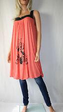 Nanna. Tunika- Longshirt Kleid  Gr. XL Oversized Ballonkleid  LAGENLOOK %%