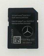 ✅ 2020 MAPS C300 Mercedes-Benz SD Card GPS Navigation GLC E C-Class Garmin Pilot