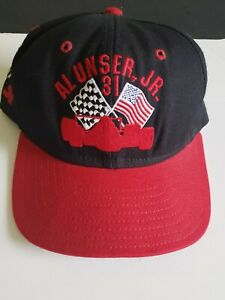 Al Unser, Jr #31 Hat INDY Car Racing