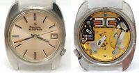 Orologio Bulova accutron m9 men watch vintage clock spare parts montre accutron