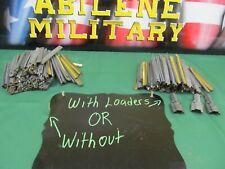 5.56 STRIPPER CLIPS SPOONS 5.56/.223 Packs of 10/25/75/100 USGI Military