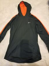 Nike Dri Fit Nike Hooded pullover excercise  women's active wear Size S-B31