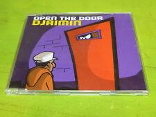 DJAIMIN - OPEN THE DOOR !!!!!!EURO HOUSE!!!!!!!!!!!!!!!!!!!CD!!!!!!!!!!!!!!