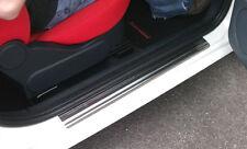 Ford Ka 2009 > Plata De Acero Inoxidable Placa Puerta Trasera Sill Protectores k153s