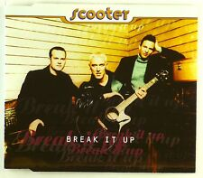 Maxi CD - Scooter - Break It Up - A4352