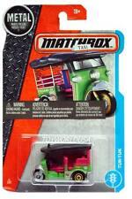 2017 Matchbox #06 Tuk-Tuk