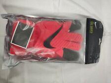 Nike GK Grip 3 Soccer Football Goalkeeper Gloves Red Black Size 9 GS0342-657