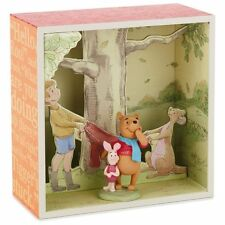 Winnie the Pooh Hundred Acre Wood Series - At the Base of the Tree - Hallmark