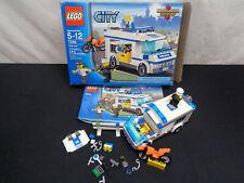 Lego City Prisoner Transport Model 7286 Missing Parts (OAR54)