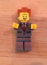 In Hand - LEGO Movie President Business Minifigure W/ Alternate Face 70818
