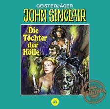 John Sinclair Tonstudio Braun - Folge 43 Die Töchter der Hölle (2016, Hörspiel)