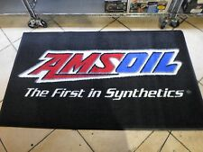 AMSOIL FIRST IN SYNTHETIC  AREA RUG INDOOR OUTDOOR RUG CARPET RUG 3'x 5'  NEW ~