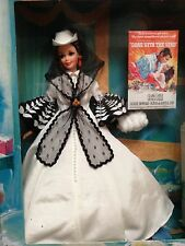 Mint In Box 1994 Scarlett O'Hara Barbie From Hollywood Legends Collection