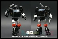 Transformers toy BadCube OTS-11 Speedbump G1 Trailbreaker MP scale New instock