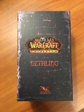 WORLD OF WARCRAFT CATACLYSM Dethling BlizzCon 2010 Souvenir. Sealed. Unopened.
