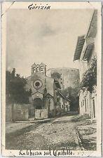 52914  - CARTOLINA d'Epoca - GORIZIA - REPARTO FOTOGRAFICO COMANDO SUPREMO #3