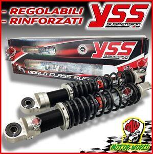 Par Amortiguador Trasero Ajustable Gas YSS Kawasaki J 300 2019