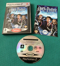 Harry Potter And The Prisoner Of Azkaban - Sony PlayStation 2 -PS2 -Complete VGC