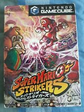 Super Mario Strikers Gamecube Japanese Version US Seller