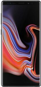 Samsung Galaxy Note 9 128GB SM-N960U Midnight Black Fully Unlocked