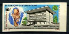 Repubblica Centrafricana 1971 Mi. 247 Nuovo ** 100% Non dentellati Poste e Tele