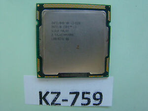 Intel Core i3-530 (2x 2.93GHz) Slblr Socket 1156 #KZ-759