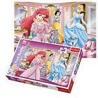 Trefl 100 Pieza Niñas Chicas Disney pricesses Cenicienta Blancanieves