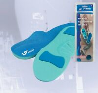 LP 304 POLYGEL ALL PURPOSE Athletic Sports Gel support cushioning insoles