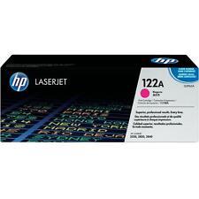 ORIGINALE HP q3963a MAGENTA TONER HP COLORLASERJET 2550/2820/2840 a-Ware