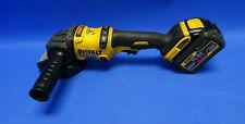 """DeWalt Flexvolt DCG414 - 60V Brushless Cordless 4 1/2"""" - 6"""" Grinder + Battery"""