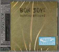 BON JOVI-BURNING BRIDGES-JAPAN CD BONUS TRACK F56