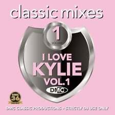 DMC Kylie Minogue Continuos Mixes, 2 Trackers Mixes & Remix DJ CD Ft Ultra Nate